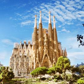 Promociones de Vuelos a Barcelona, Europa