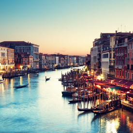 Promociones de Vuelos a Venecia, Europa